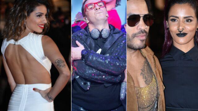 Tal sexy, Shy'm gothique… le tapis rouge des NRJ Music Awards (PHOTOS & VIDÉO)