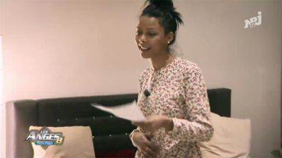 Exclu. Les Anges 8 : Nehuda (The Voice) passe un casting devant Cris Cab (VIDEO)