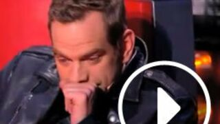 The Voice : la prestation qui a ému Garou (VIDEO)