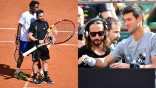 Roland-Garros : Novak Djokovic et Cyril Hanouna font le show pour les enfants (15 PHOTOS)