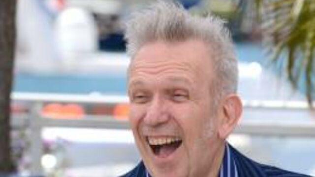 L'homme du jour : Jean Paul Gaultier, ovni du jury