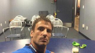 US Open : Tommy Robredo seul à sa conférence de presse
