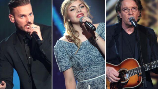Cabrel, Louane, M. Pokora, Zaz, Vincent Niclo… Les meilleurs moments de la Fête de la chanson française (VIDÉOS)