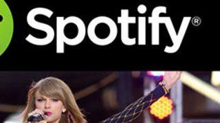 Taylor Swift contre Spotify : le label de la chanteuse dénonce la rémunération de la plateforme