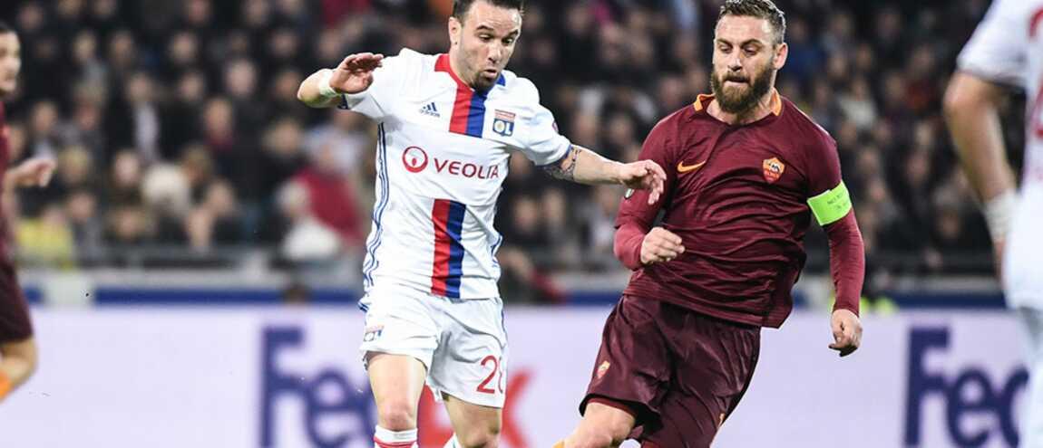 programme tv ligue europa roma lyon manchester united rostov et les autres huitiemes de finale retour