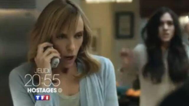 Hostages : TF1 diffusera désormais les épisodes en intégralité