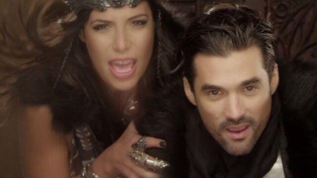 Zaho et Florent Mothe dans la comédie musicale Le roi Arthur (VIDEO)