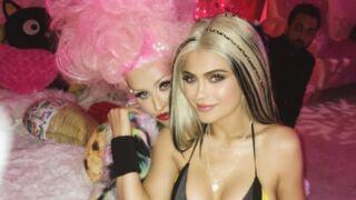 Pour l'anniversaire de Christina Aguilera, Kylie Jenner se déguise en… Christina Aguilera