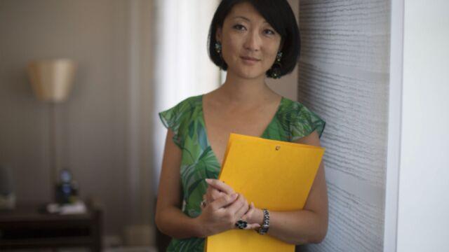 Fleur Pellerin, nouvelle ministre de la Culture