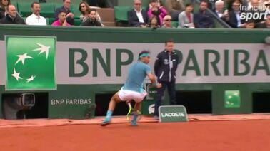 Découvrez pourquoi Rafael Nadal aurait pu ne pas jouer Roland-Garros
