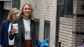 Séparée de Liev Schreiber, Naomi Watts retrouve le sourire sur le tournage de Gypsy (PHOTOS)