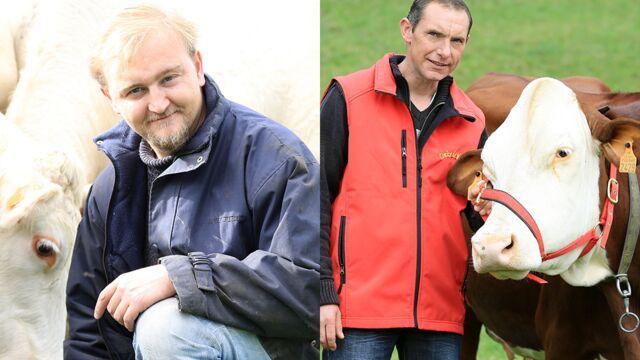 L'amour est dans le pré : découvrez les portraits de Julien et Jean-Paul, participants de la saison 11 (PHOTOS)