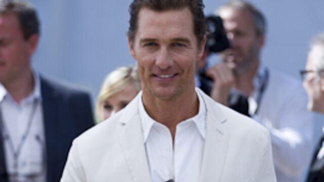 L'homme du jour : Matthew McConaughey, un gars du Sud