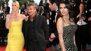 Cannes 2015 : Charlize Theron et Sean Penn amoureux, Salma Hayek glamour ( 27 PHOTOS)
