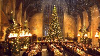 Les Studios Harry Potter organisent un grand dîner de Noël à Poudlard