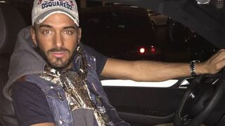 Thomas Vergara dévoile son tatouage et une mystérieuse cicatrice sur Instagram