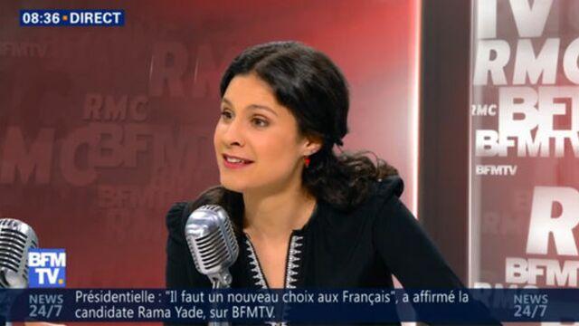 Apolline de Malherbe fait une pause sur BFMTV le temps de sa grossesse