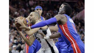Basket NBA : Tony Parker et les San Antonio Spurs déjà qualifiés pour les play-offs