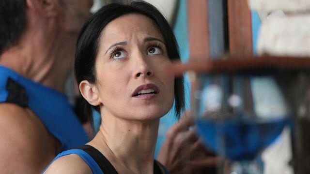 """Fabienne Carat (Fort Boyard) : """"Je regarde l'émission depuis que je suis toute petite"""""""