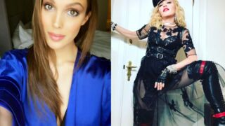 Instagram : Iris Mittenaere en soie, Madonna très distinguée... (33 PHOTOS)