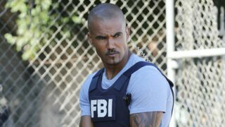 Shemar Moore quitte Esprits Criminels
