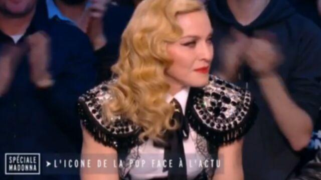 Le baiser langoureux de Madonna à Drake au Coachella Festival (VIDEO)
