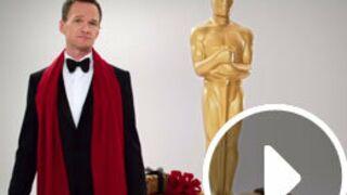 Neil Patrick Harris fait la promo des Oscars en vidéo