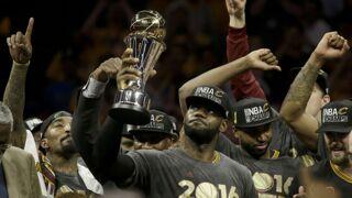NBA : Premier sacre historique pour les Cavaliers de LeBron James