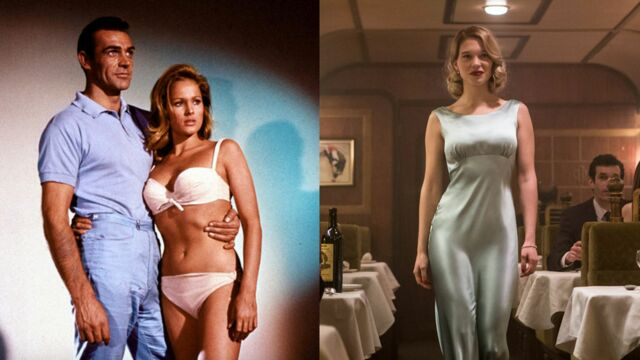 Skyfall (France 2) : 007... et ses Girls ! Retour sur 50 ans de James Bond Girls (33 PHOTOS)