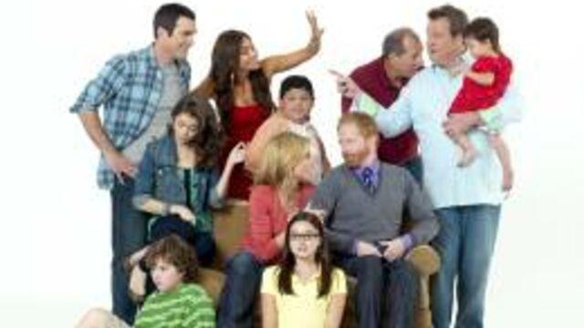Une augmentation pour les enfants de Modern Family