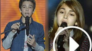 The Voice Kids : Nos 3 chouchous pour la finale (VIDEOS)