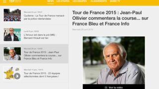 Tour de France : Programme TV, équipes, classements... Tout est sur l'appli Télé-Loisirs