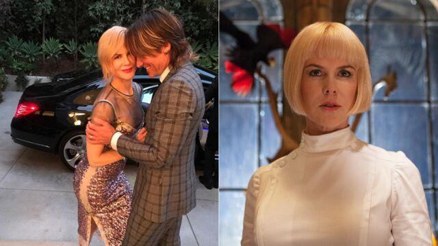L'actrice du dimanche : Nicole Kidman, méchante taxidermiste dans Paddington sur TF1 (30 PHOTOS)