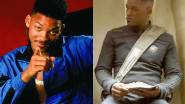 Will Smith du Prince de Bel-Air à After Earth (PHOTOS)