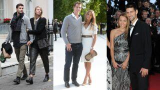 Maria Sharapova, Novak Djokovic, Andy Murray... Ils forment les couples glamour de Roland-Garros (22 PHOTOS)