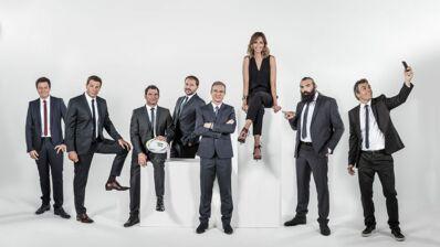 Exclu. Coupe du monde de rugby : Les coulisses de la photo de famille des consultants de Canal+ (VIDEO)