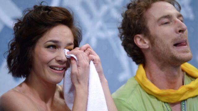 Jo de Sotchi : des larmes et une médaille (PHOTOS)