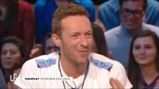 Le Grand Journal (Canal+) : Chris Martin chante Katy Perry en direct (VIDEO)