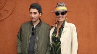 Cristina Cordula emmène son fils Enzo à Roland-Garros (PHOTO)