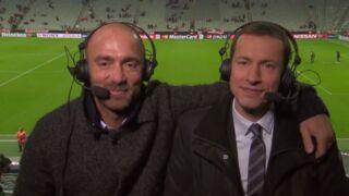 Départ de Grégoire Margotton de Canal+ : Christophe Dugarry et Hervé Mathoux lui rendent hommage en direct (VIDÉOS)