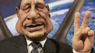 Les Guignols : de la drogue planquée dans la marionnette de Chirac !