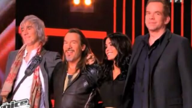Les coachs de The Voice reprennent Envole-moi de Goldman (VIDEO)
