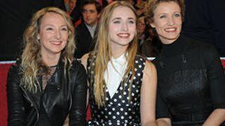 Alexandra Lamy, sa soeur Audrey et sa fille Chloé Jouannet réunies dans Vivement dimanche (PHOTO)