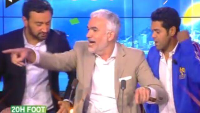 Ça se dispute : Pascal Praud joue les arbitres entre Eric Zemmour et Nicolas Domenach
