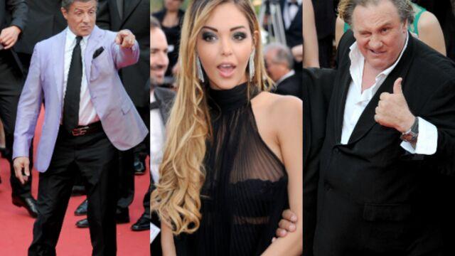 CANNES 2014 : Nabilla, les Expendables et Depardieu superstars (PHOTOS)