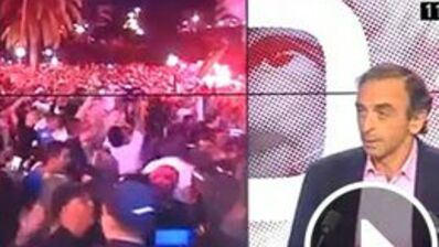 Eric Zemmour : nouvelle polémique sur les Français qui supportent l'Algérie