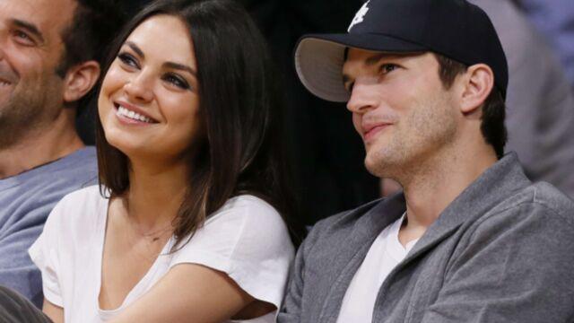 Ashton Kutcher et Mila Kunis sont parents d'une petite fille