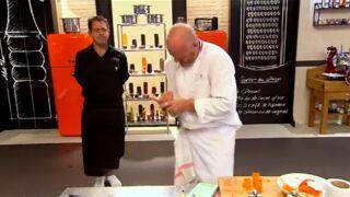 Exclu. Top Chef : Philippe Etchebest, en grande difficulté, se blesse en pleine épreuve (VIDEO)
