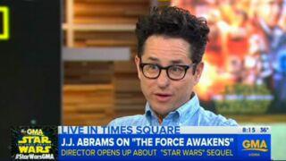 Star Wars - Le Réveil de la Force : ça y est, J.J. Abrams a terminé le film !