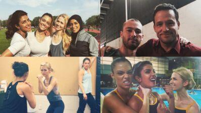 Quantico (M6) : découvrez les coulisses du tournage de la série avec Priyanka Chopra, Jake McLaughlin, Johanna Braddy… (PHOTOS)